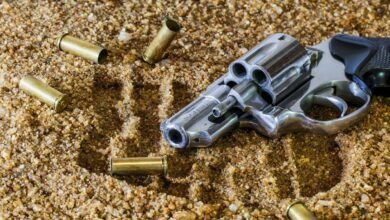 Covid-era zoom in gun violence gives the US much to worry about