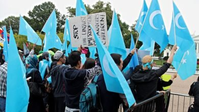 Respect Uyghur rights, 43 nations urge China