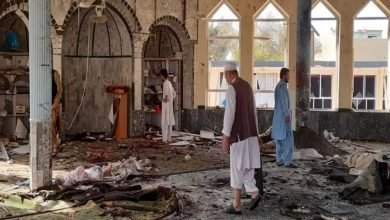 Shia mosque bombed, killing scores of people in Afghanistan's Kunduz city