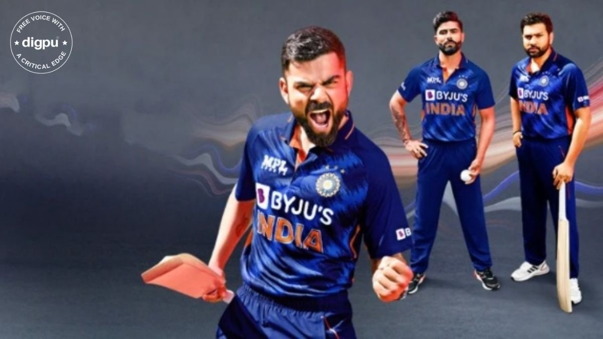 Team India's new jersey unveiled ahead of ICC T20 World Cup