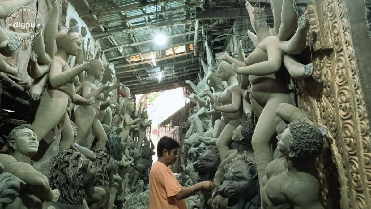Holier-than-thou justification of the relation between Durga Puja and sex worker