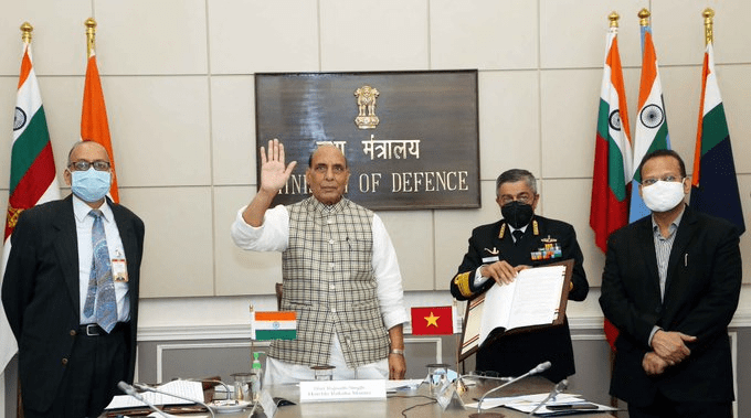 India signs an agreement with Vietnam