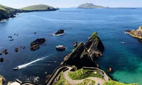 Dunquin Harbour, Dingle