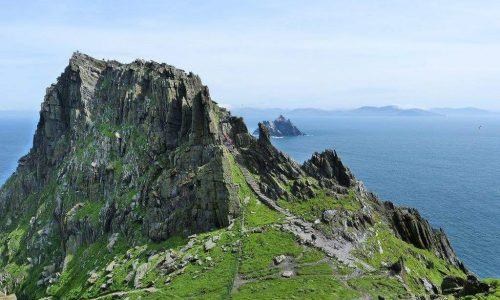 Skellig Islands from StarWars Ireland
