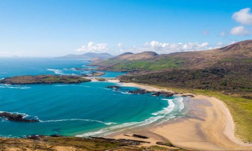 Beaches of Dingle Ireland