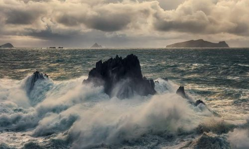 dramatic views over the skelligs starwars ireland