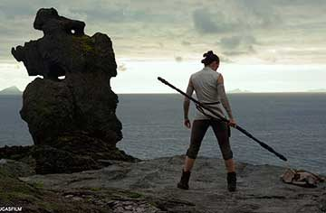 StarWars locations in Ireland