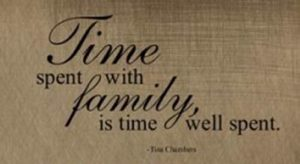 Quotes About Family Time 5