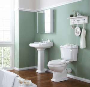 What Color Should You Paint Small Bathroom