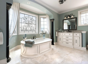 Elegant Paint Colors For Bathroom