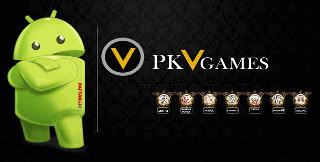 Install PKV Games di Android smartphone