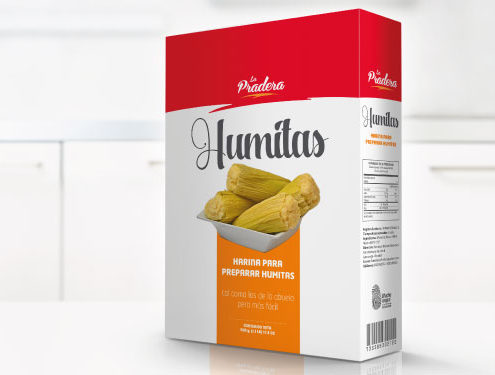 Packaging La Pradera