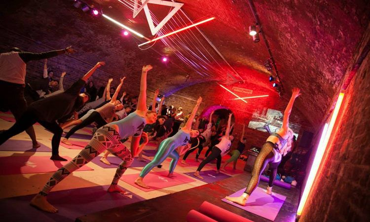 Yoga's in Vogue with Voga