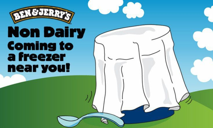 Why Ben & Jerry's Will Soon Have Dairy-Free Flavors