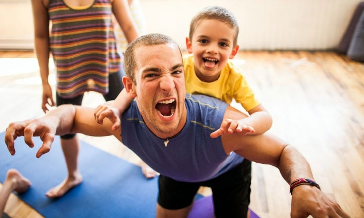 10 Important Principles for Teaching Yoga to Children Under 3