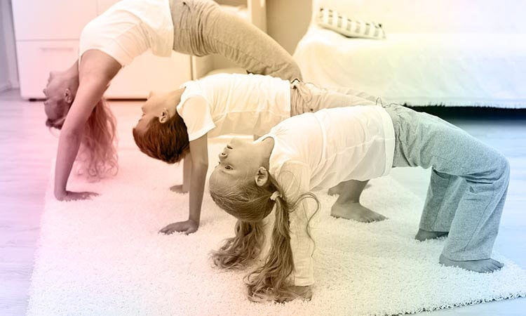 10 Ways To Help Kids Do Yoga Poses Better