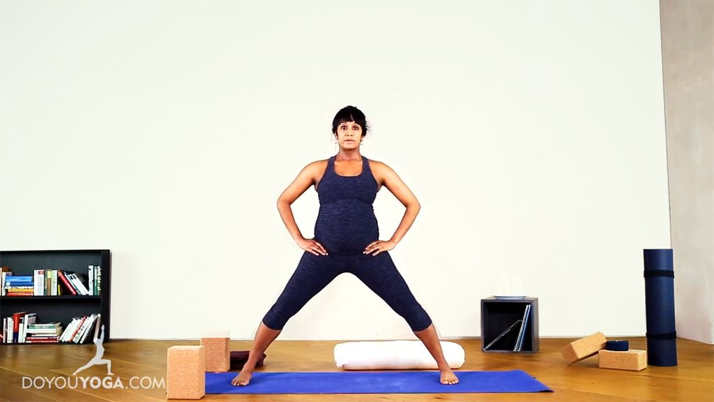 10 Minutes to Relieve Pregnancy Stress