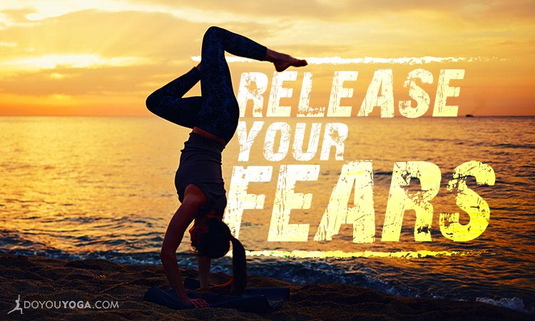 3 Common Fears To Release On Your Mat