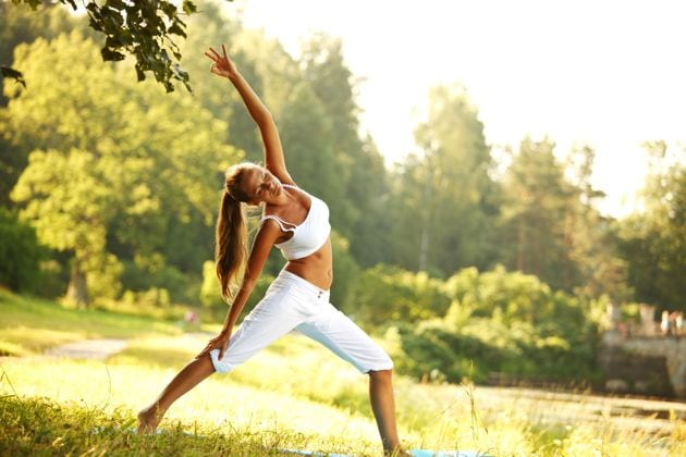 3 Reasons Why Summer Yoga Is Hot