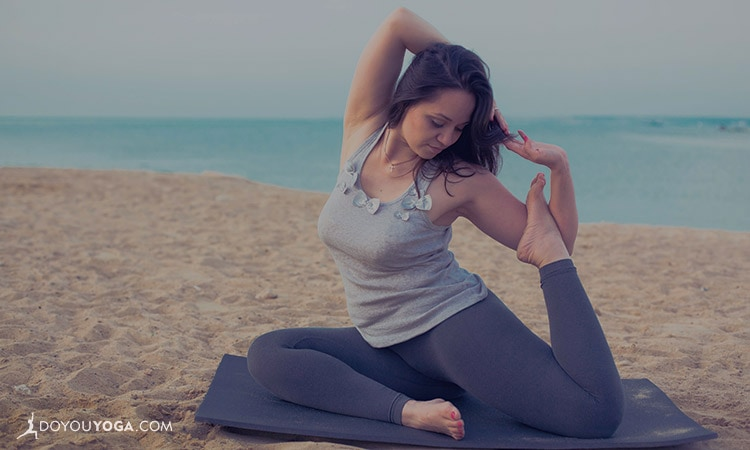 4 Tips For Finding Self-Love On The Yoga Mat