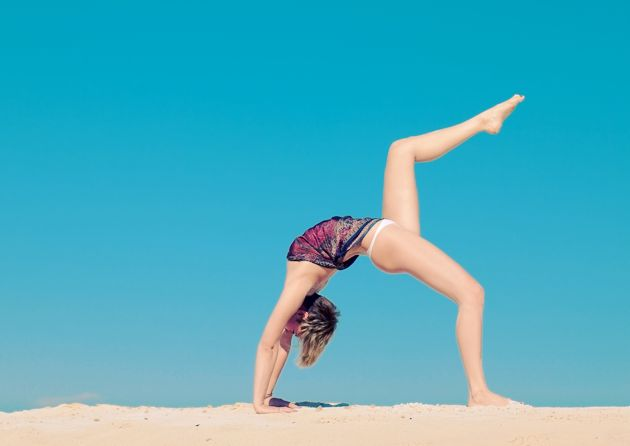 5 Ways To Get Out Of A Yoga Rut
