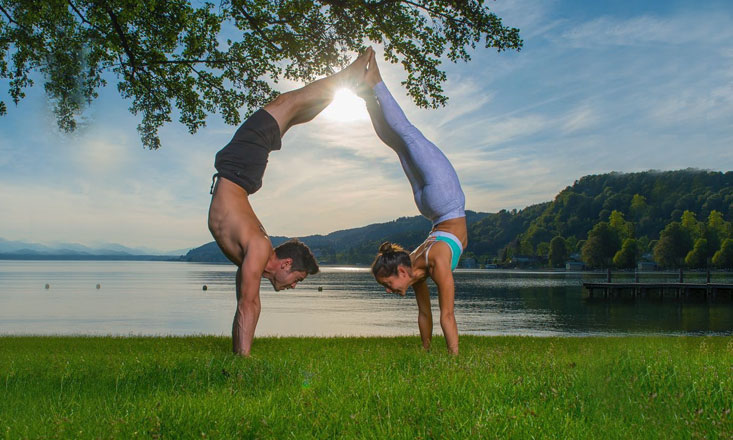 4 Ways to Bring Yoga Into Your Relationship