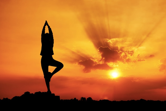 5 Minute Yoga – A Meditation For Healing