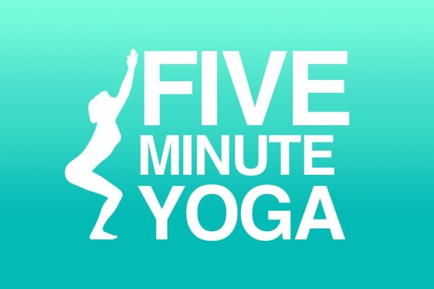 5 Minute Yoga – How To Fit Your Yoga Into Your Holidays