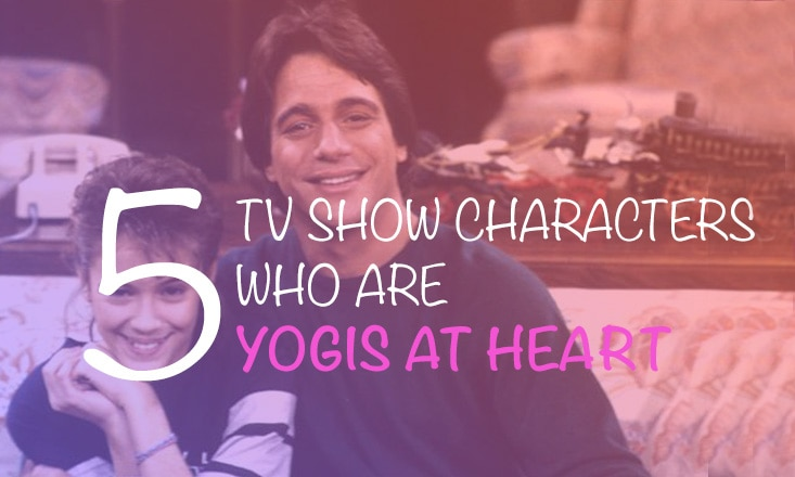 5 TV Characters Who Are Yogis at Heart