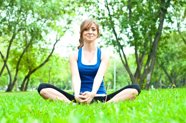 6 Great Yoga Poses for Gardeners (and Other Outdoor Lovers)