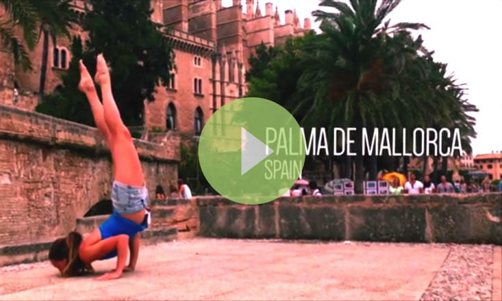 A Beautiful Video With Yoga And Wanderlust