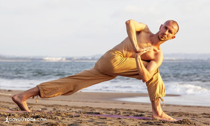 An Easy Yoga Sequence To Restart The New Year Today