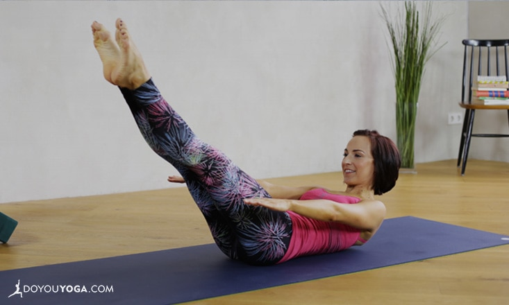 Step Up Your 100's: Do the Pilates Hundred Challenge