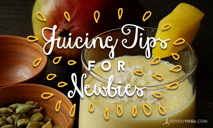 Easy Peasy Juicing Tips for First Timers