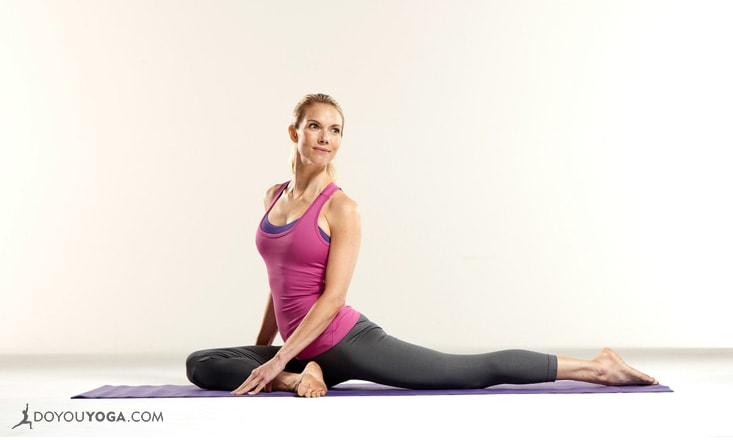 Fight Lower Back Pain: Work Your Piriformis Muscles