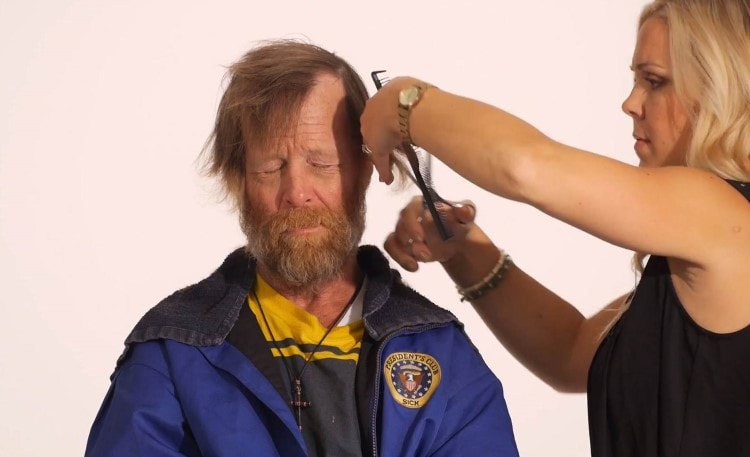From Homeless to Handsome: An Army Veteran's Incredible Makeover