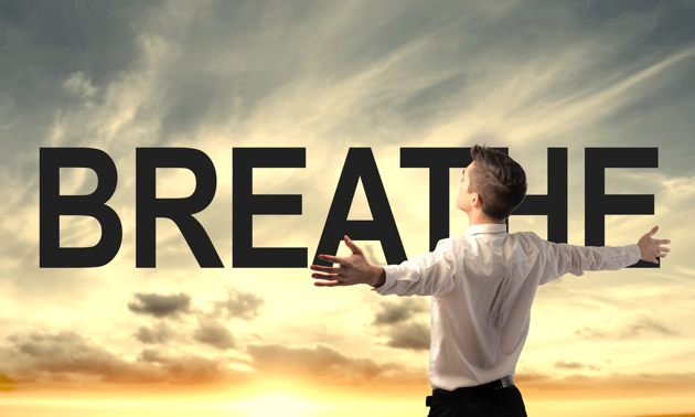 How To Take A Full Breath