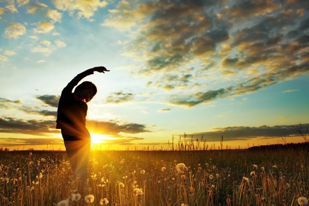 The Breath and Yoga