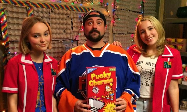 Kevin Smith's 'Yoga Hosers' Will Feature Teenaged Yoga Superheroes