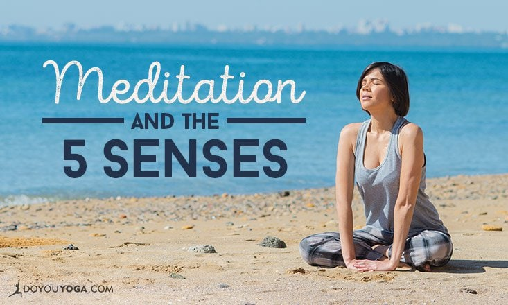 Meditation Made Easy: How to Meditate Using the 5 Senses