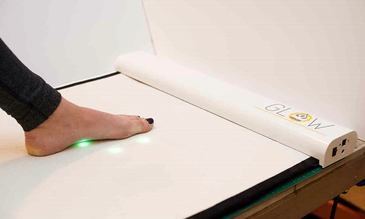 New Light Up LED Yoga Mat Glows with Possibility