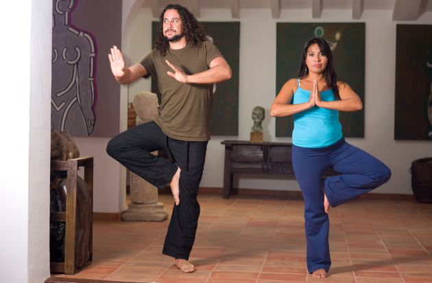 Six Reasons Why Yoga Is Not A Competition