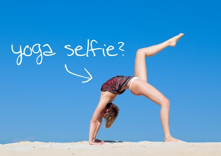 Take That Instagram! The Problem With Yoga Selfies