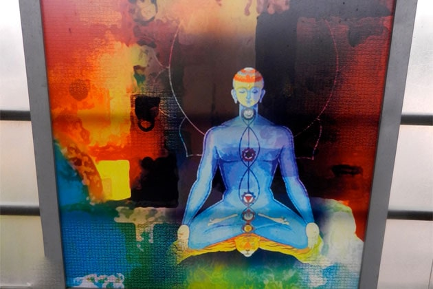 A Yoga New Year's Resolution: Tap Into the Power of the Chakras