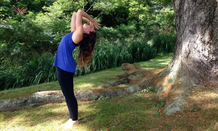The Earth Is Your Yoga Mat
