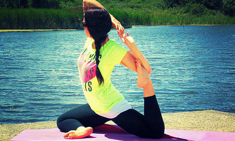 The Gym Transformed My Body, But Yoga Changed My LIFE