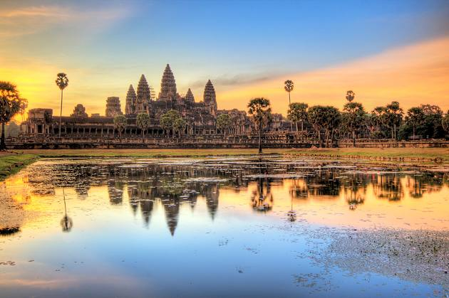 The Light of Angkor – Discover Cambodia