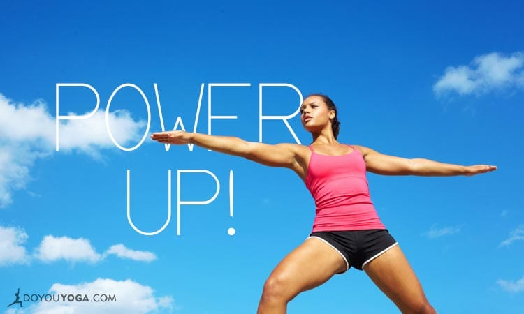 Top 5 Yoga Poses to Power Up and Awaken Your Inner Warrior