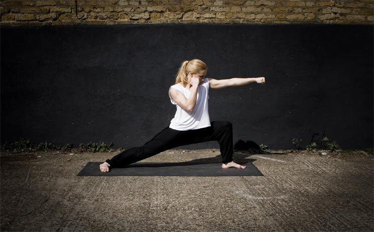 Try This Fusion: Yoga and Boxing (With Video)