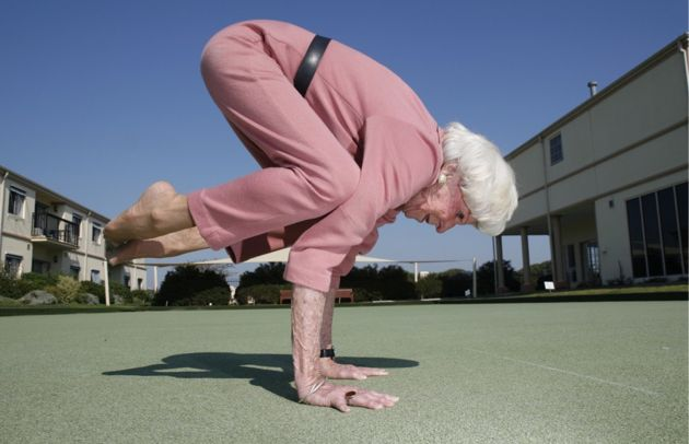 Why Age Is Just An Excuse To Stop Living